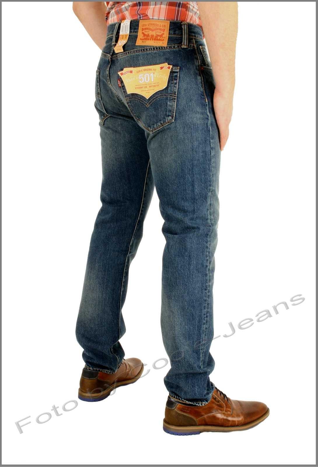 levi 39 s herren jeans 501 hook levi 39 s 00501 1307 86 50. Black Bedroom Furniture Sets. Home Design Ideas