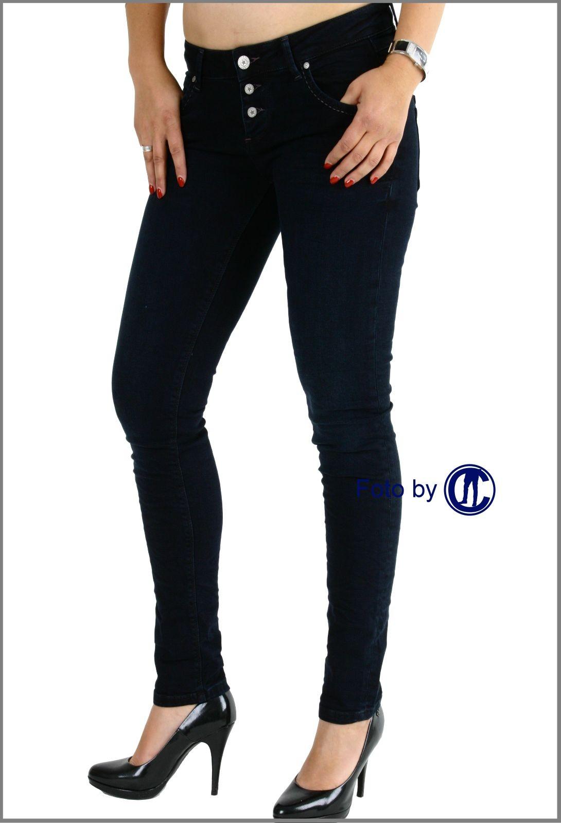 66ed8fd41e1bbc Jeans von M.O.D. Ulla Skinny blue-black, 59,99 €