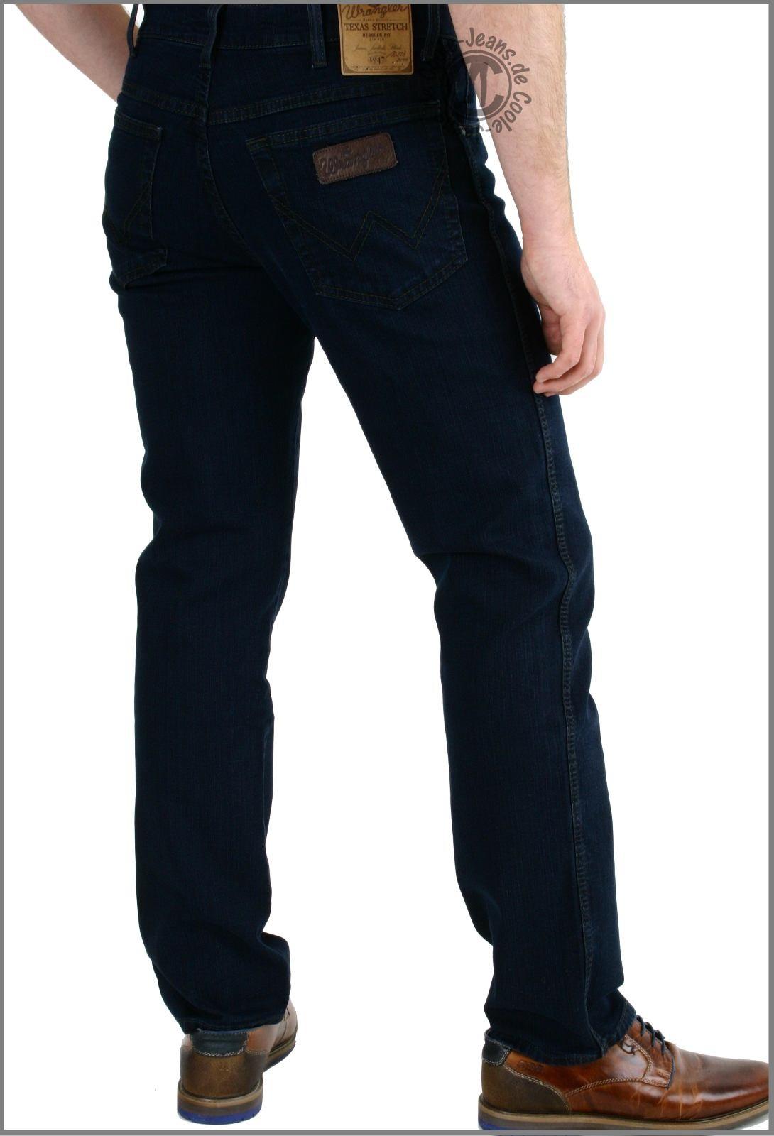 wrangler wrangler jeans wrangler jeans texas stretch blue black herrenjeans w12175001. Black Bedroom Furniture Sets. Home Design Ideas