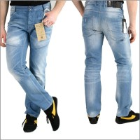 Jack & Jones Jeans Boxy in Chris blue