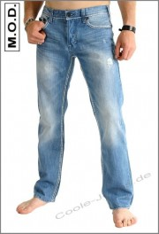 Jeans von Miracle of Denim, Thomas Nayok Blue