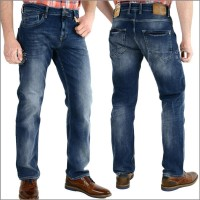 Jeans von Cup of Joe Denim, Thomas dark vintage