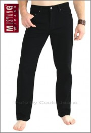 Mustang Jeans, Herrenjeans Big Sur 3175 490 midnight black