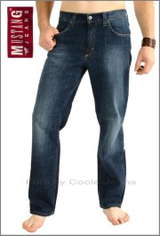 Mustang Jeans, Herrenjeans 3169 Big Sur 5387 588 old brushed