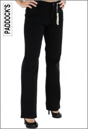 Paddocks Damenjeans, Modell TRACY in black
