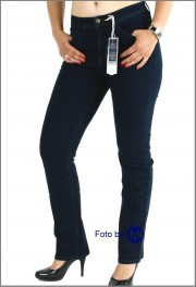 Damenjeans Paddocks Kate blue black used