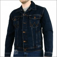 Wrangler Jeansjacke blue black 3XL