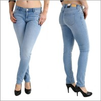 Wrangler Damenjeans Slim Summer Feeling