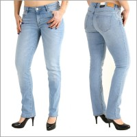 Wrangler Damenjeans Straight Summer Feeling