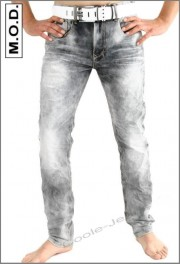 M.O.D. Jeans Cornell in PING BLACK Au-14-1004
