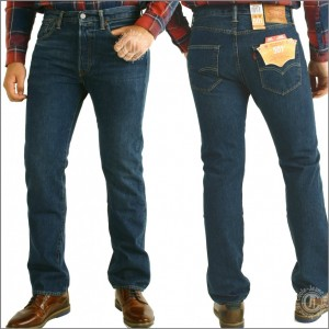 501® Fit Subway Station, Levis® Stretch 00501®2463