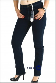 Damenjeans Paddocks Kate blue black used  K 40 L34