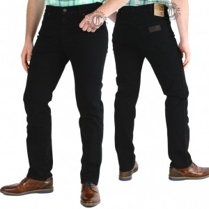 Wrangler Jeans Texas black Stretch W40 L34